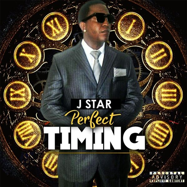 Cover art for Perfect Timing
